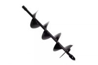 Шнек для грунта Patriot D=200 мм\85 (1 заход, 1 нож)