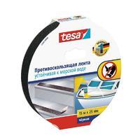 Лента противоскользящая TESA 25x15м черная 55585-00000-00