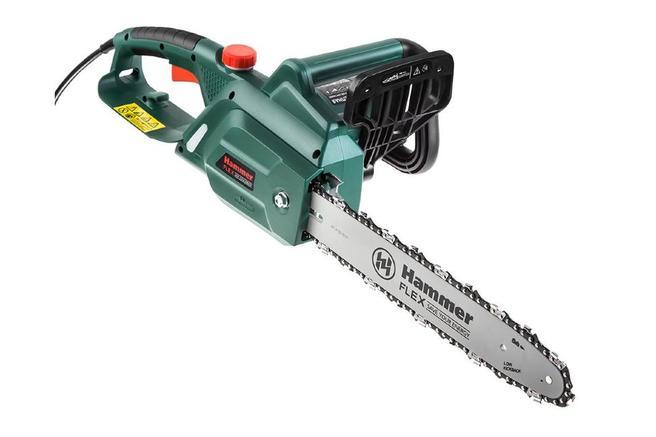 Цепная электрическая пила Hammer CPP 1800 D