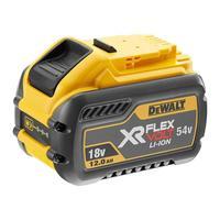Аккумулятор DeWALT FLEXVOLT DCB548-XJ 18 В 12 Ач/54 В 4 Ач