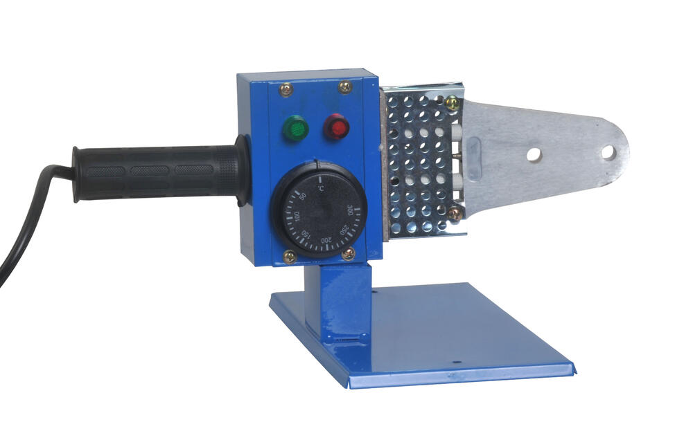 СТС-7220С Аппарат для сварки пласт. труб СОЮЗ, 2кВ, 3 насадки 20-25-32мм, кейс металл.
