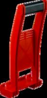 Ручка-переноска с прорезиненной рукояткой для панелей до 35 мм ЗУБР МАСТЕР 37553