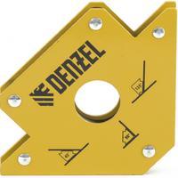 Фиксатор магнитный для сварочных работ 50lb//Denzel