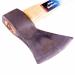 Топор плотницкий,кованый,деревянная рукоятка,600гр.,пескоструйное покрытие полотна//БАРС