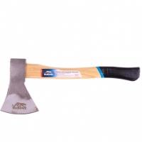 Топор плотницкий,кованый,деревянная рукоятка,800гр.,пескоструйное покрытие полотна//БАРС