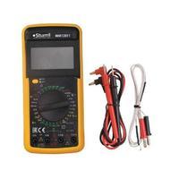 MM12011 Мультиметр Sturm изм: напряжение, ток, сопротивление, температура, емкость; питание 9V