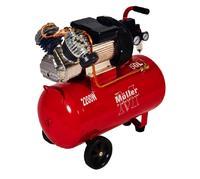 Moller AC400/050 Компрессор воздушный(коаксиальный) 220в., 2200Вт., производительность 400 л/мин. (24 куб.м/час), 2 рабочих цилиндра,