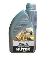 Масло Huter, 2Т  1л 73/8/3/2 полусинтетическое для двухтактных двигателей,