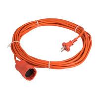 """EKF USB02-16-310- 1-20 Удлинитель """"Зевс 2.0"""" 20м c заземлением ПВС 3*1 16А/3,5кВт PROxima EKF"""