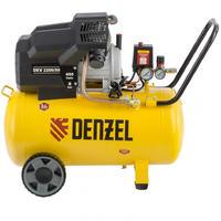 Компрессор масляный Denzel DKV 2200/50 Х-PRO, 50 л, 2.2 кВт