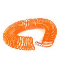 Шланг спиральный PATRIOT SPE 10, полиэтилен, длина 10 м, диаметр 6x8 мм,  быстросъем.