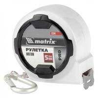 Рулетка Motion.5мх19мм, возможность записи,карабин-держатель PRO/Matrix 32594
