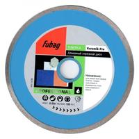 FUBAG Алмазный диск Keramik Pro_ диам. 200/30/25.4
