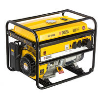 Бензиновый генератор Denzel GE6900 (5000 Вт) 94637