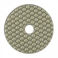 Алмазный гибкий шлифовальный круг, 100 мм, P50, сухое шлифование, 1шт. Matrix, 73500