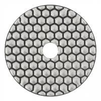Алмазный гибкий шлифовальный круг, 100 мм, P400, сухое шлифование, 1 шт. Matrix