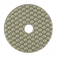 Алмазный гибкий шлифовальный круг, 100 мм, P800, сухое шлифование, Matrix