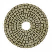 Алмазный гибкий шлифовальный круг, 100 мм, P100, мокрое шлифование, Matrix