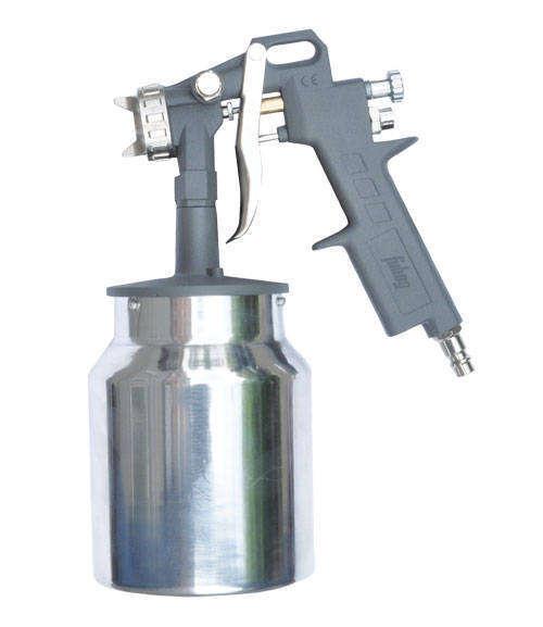Краскораспылитель BASIC S750/1.5 HP (178л/мин_3.5бар_нижний бачок 0.75л_1.5мм) FUBAG
