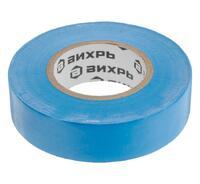 Изолента Вихрь 20mх19mmх0.15mm синий