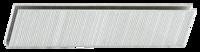 Скобы ЗУБР для электрического степлера, тип 55, 15мм, 3000шт