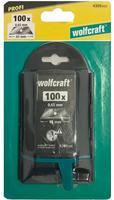 Запасные лезвия для ножей Wolf Craft 61 мм, 100 шт 4309