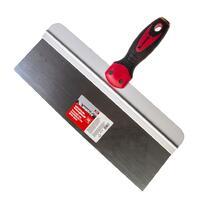 Фасадный шпатель Matrix из нержавеющей стали, 350 мм, 2-комп. ручка, широкое полотно 85539