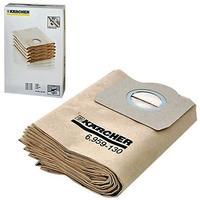 Бумажные мешки для пылесоса Karcher WD 3