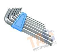 Ключ MTX BASIC штифтовой с круглой головкой 7 штук