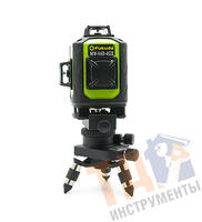 Лазерный уровень FUKUDA 4D MW-94D-4GX 16 ЛИНИЙ Green