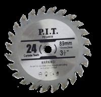 Диск пильный по дереву (89х10 мм; 24Т) для PMS89-C P.I.T. P01A0039