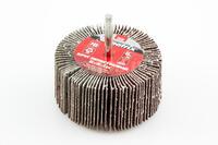 Круг лепестковый для дрели, 80 х 40 х 6 мм, P 60// Matrix