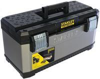 """Stanley ящик для инструмента """"fatmax"""" металлопластмассовый серый (20180) 20"""" / 50,8 x 30,3 x 89,3cm"""