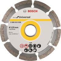 Диск алмазный ECO Universal (125х22.2 мм) Bosch 2608615028