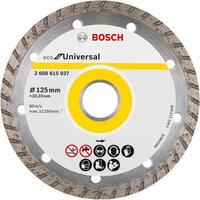 Диск алмазный ECO Universal Turbo (125х22.2 мм) Bosch 2608615037