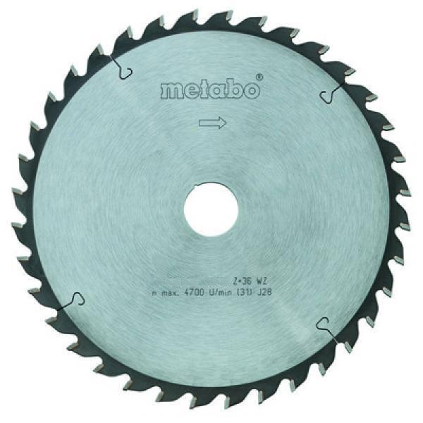 Metabo Пильный диск 190x2.2х30мм, HM WZ=36, мульти-матер.