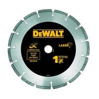 Диск алмазный отрезной 230x22.2 DeWALT DT3743