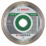 Bosch алмазный диск professional for ceramic125-22,23 алмазные отрезные круги