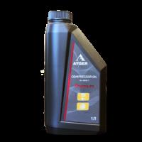 AYGER компрессорное минеральное масло 1л (33002)