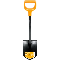 Штыковая укороченная лопата FISKARS SolidTM 1026667