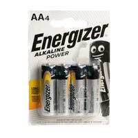 Батарейка пальчиковая Energizer Alkaline Power AA (4 шт.)