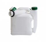 Канистра для смешивания бензина и масла 1л Pobedit