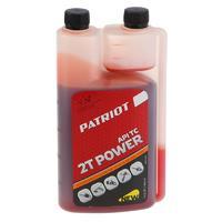 Масло минерал. PATRIOT POWER ACTIVE 2T с дозатором 0,946л