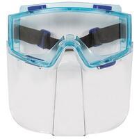 Очки защитные Панорама с лицевым щитком РемоКолор