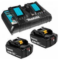 Набор аккумуляторов и зарядноого устройства MAKITA 191L75-3