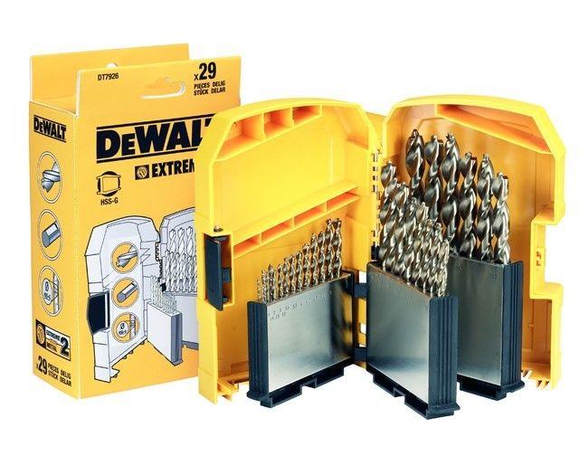 Набор Сверл по Металлу DeWALT DT7926-XJ, 29 шт.