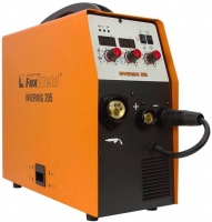 Сварочный аппарат FoxWeld InverMIG 205 (TIG, MIG/MAG, MMA)