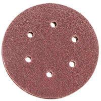 Шлифовальные круги под липучку 6 отверстий, 225 мм P 40,1 шт.