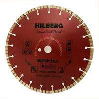 Диск алмазный Hilberg industrial 300 мм