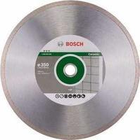 2608600756 Bosch диск алмазный 350х25,4 мм гладкий